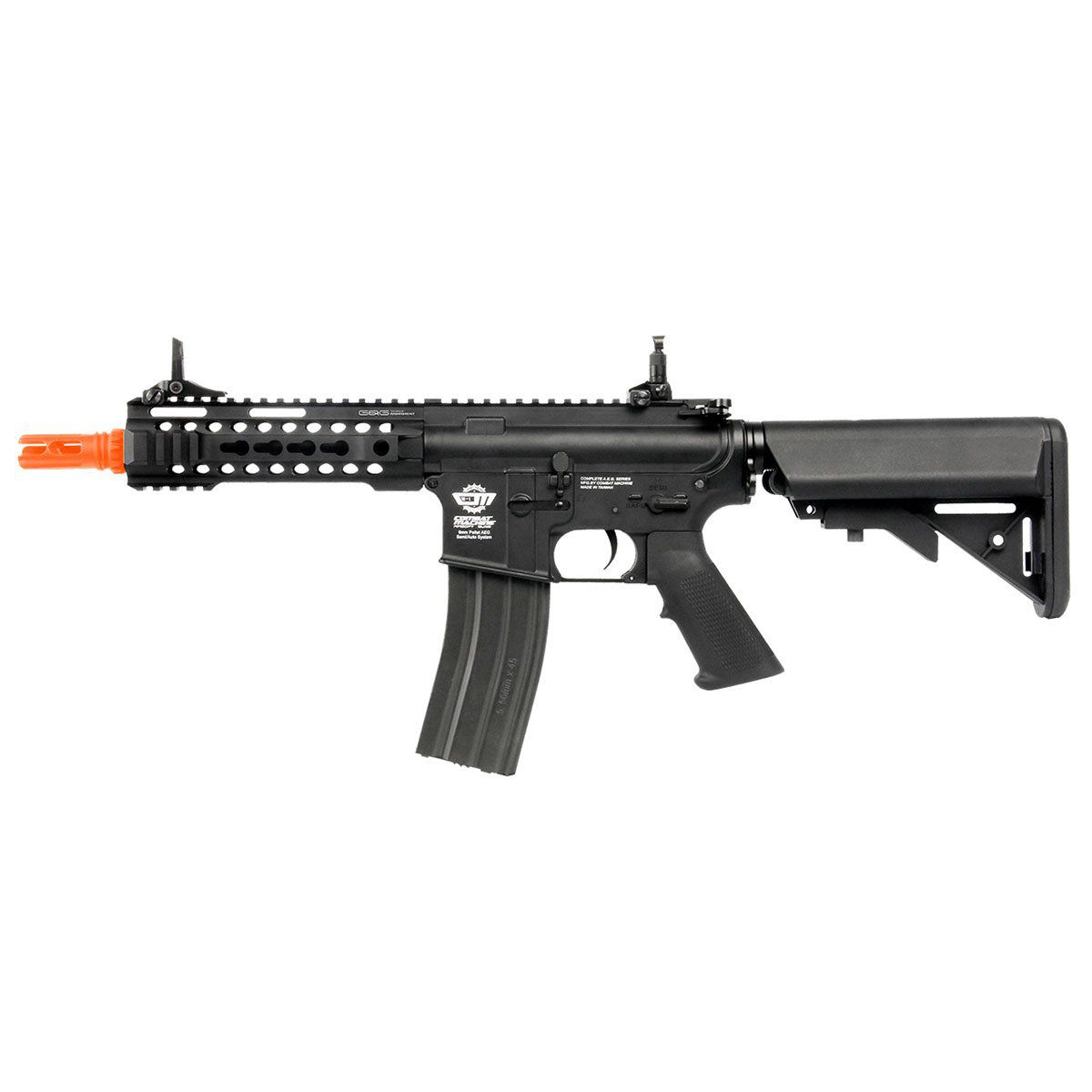Rifle Airsoft G&G CM16 300 BOT com Mosfet Calibre 6mm