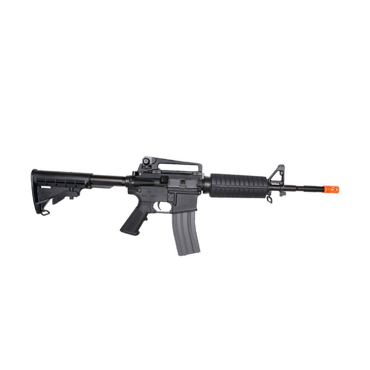 Rifle Airsoft G&G M4 GR16 Blowback Elétrico 6mm