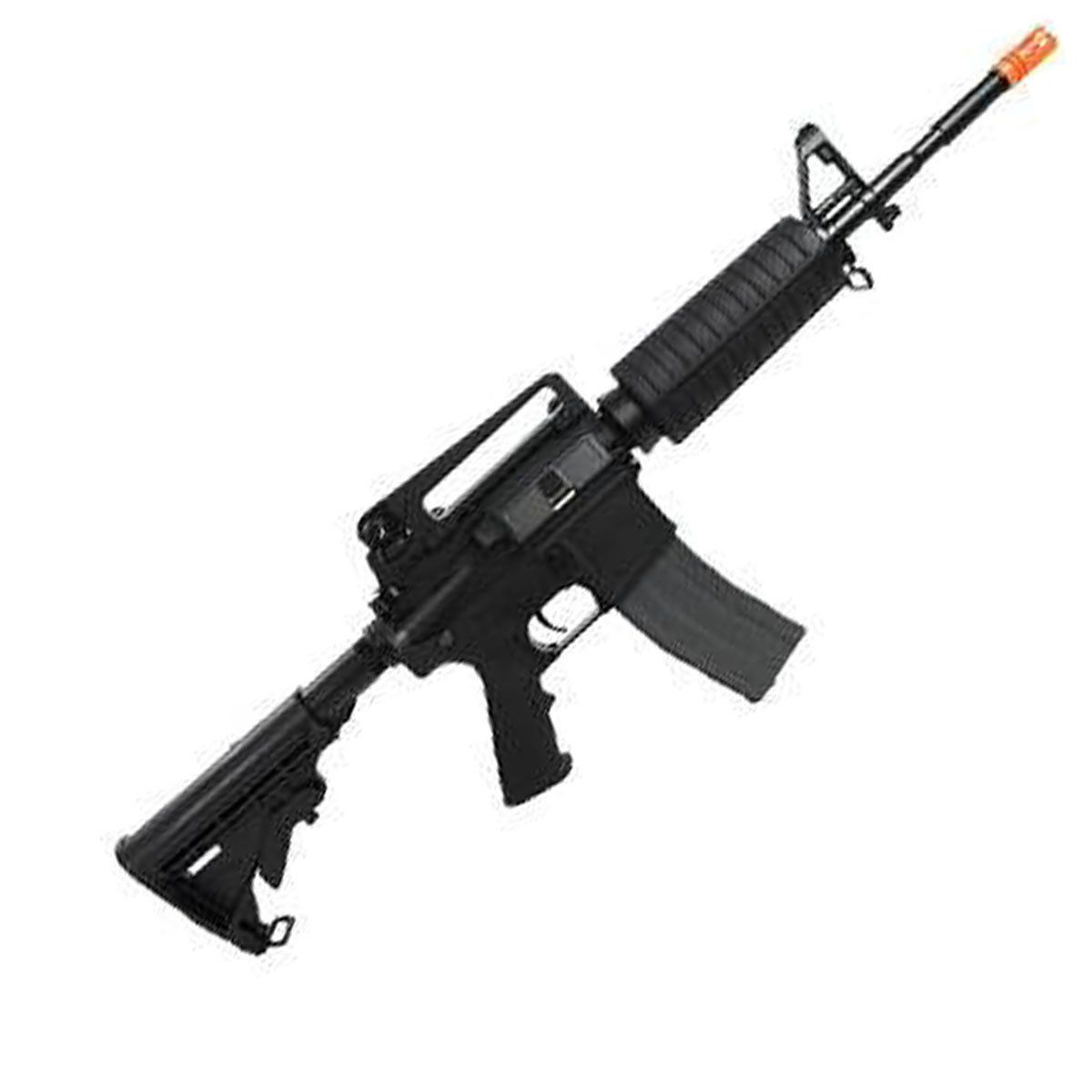 Rifle Airsoft G&G M4 GR16 Blowback Elétrico 6mm