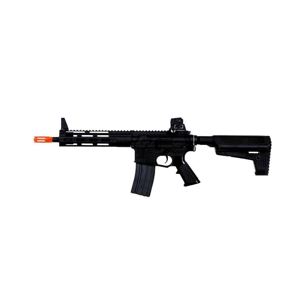 Rifle de Airsoft Krytac Alpha CRB Full Metal Elétrico 6mm