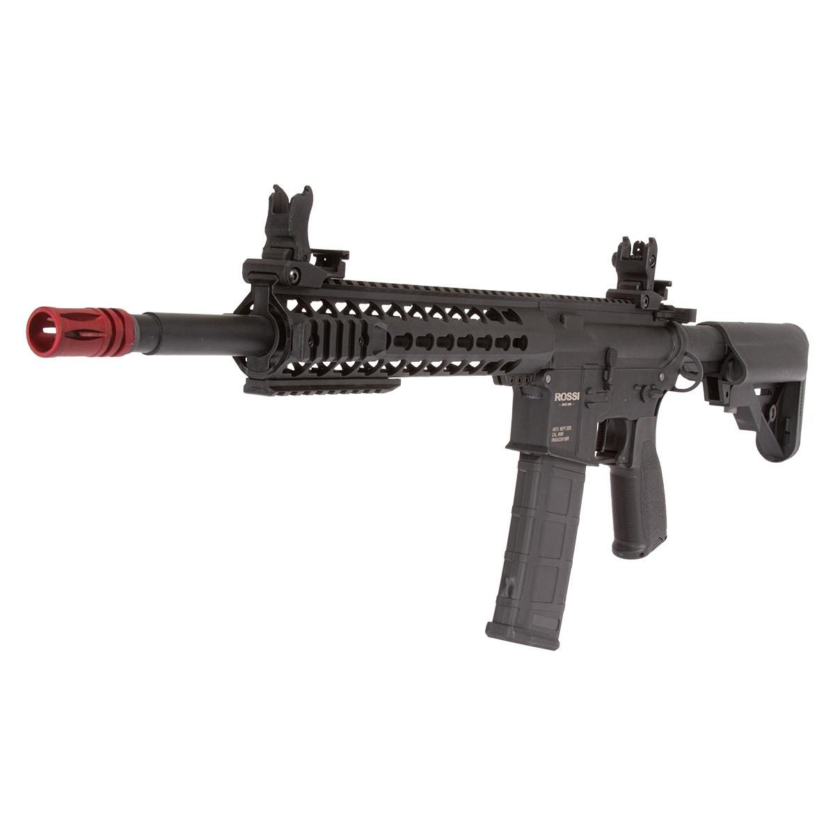 Rifle Airsoft Rossi AR15 Neptune Eletrônico 10
