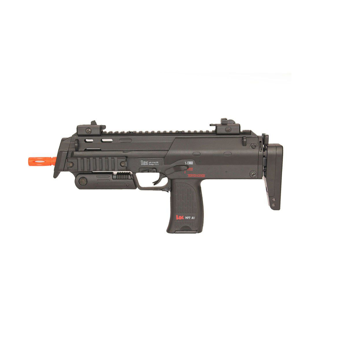 Rifle Airsoft Heckler & Koch Umarex MP7 A1 Elétrico 6mm