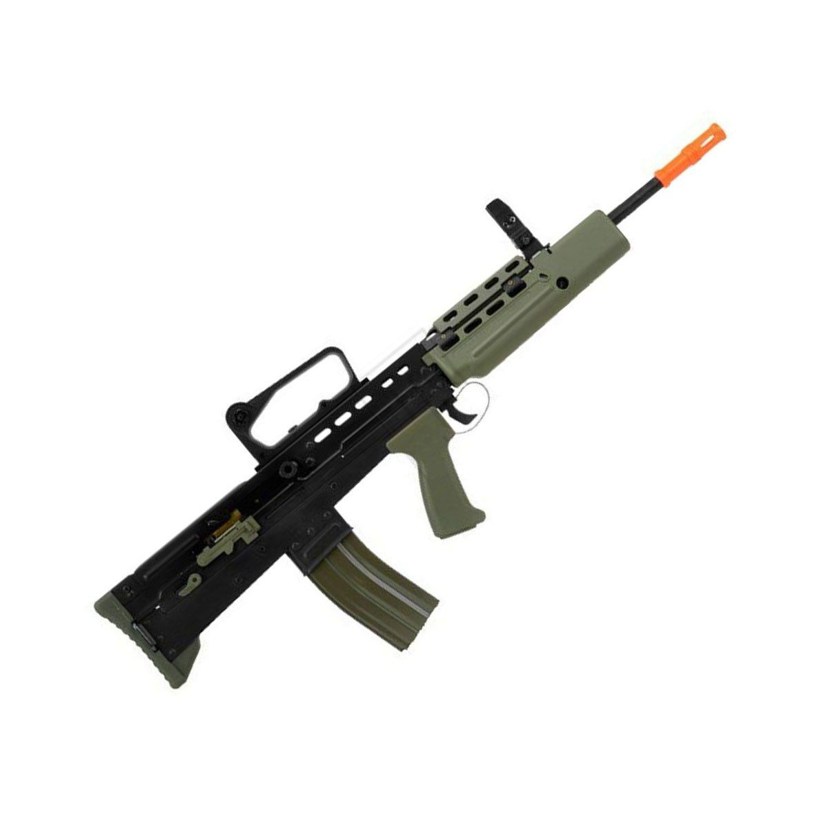 Rifle de Airsoft Army Armament R85A1 Full Metal Calibre 6mm