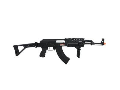 Rifle de Airsoft Cyma Ak47 Tactical Elet. Plast Cal 6mm