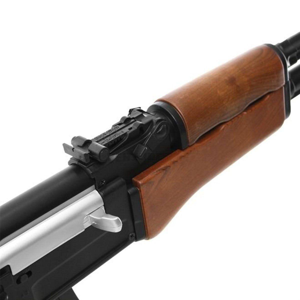 Rifle de Airsoft Cyma AK47 Toy CM022 Eletrico 6mm