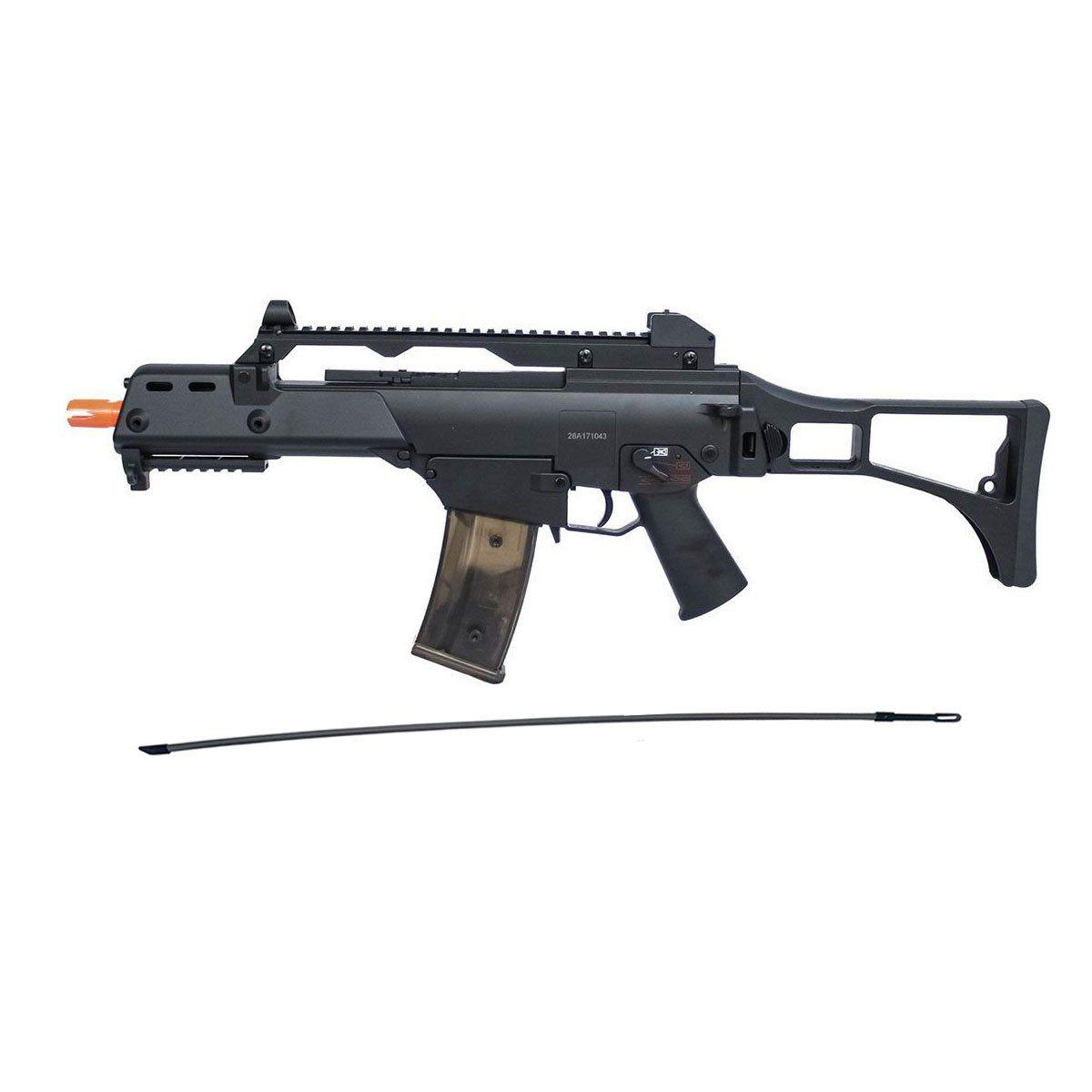 Rifle de Airsoft Cyma G36 CM011 Elétrico Bivolt 6mm