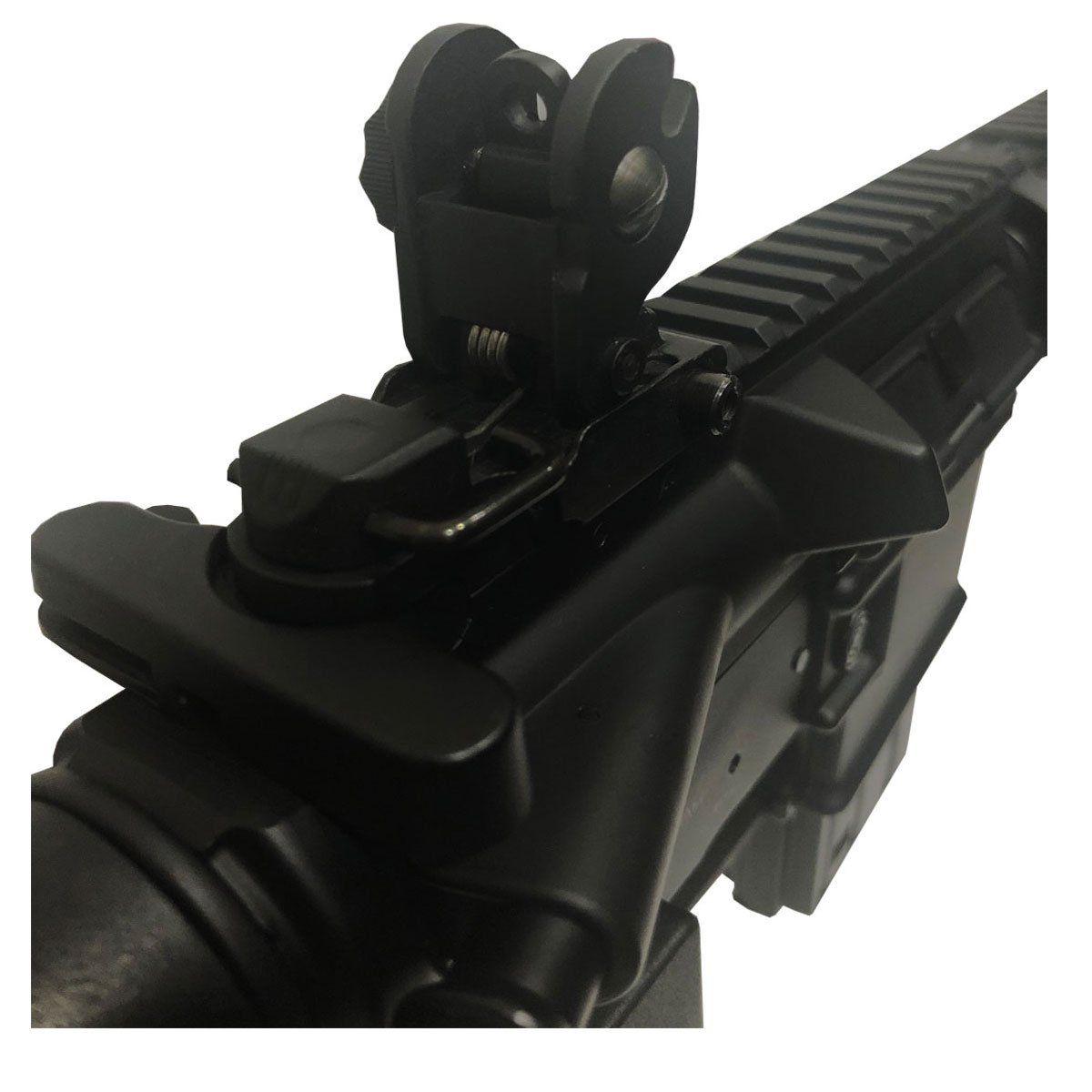 Rifle de Airsoft D-Boys M16A4 SPR Full Metal Elétrico