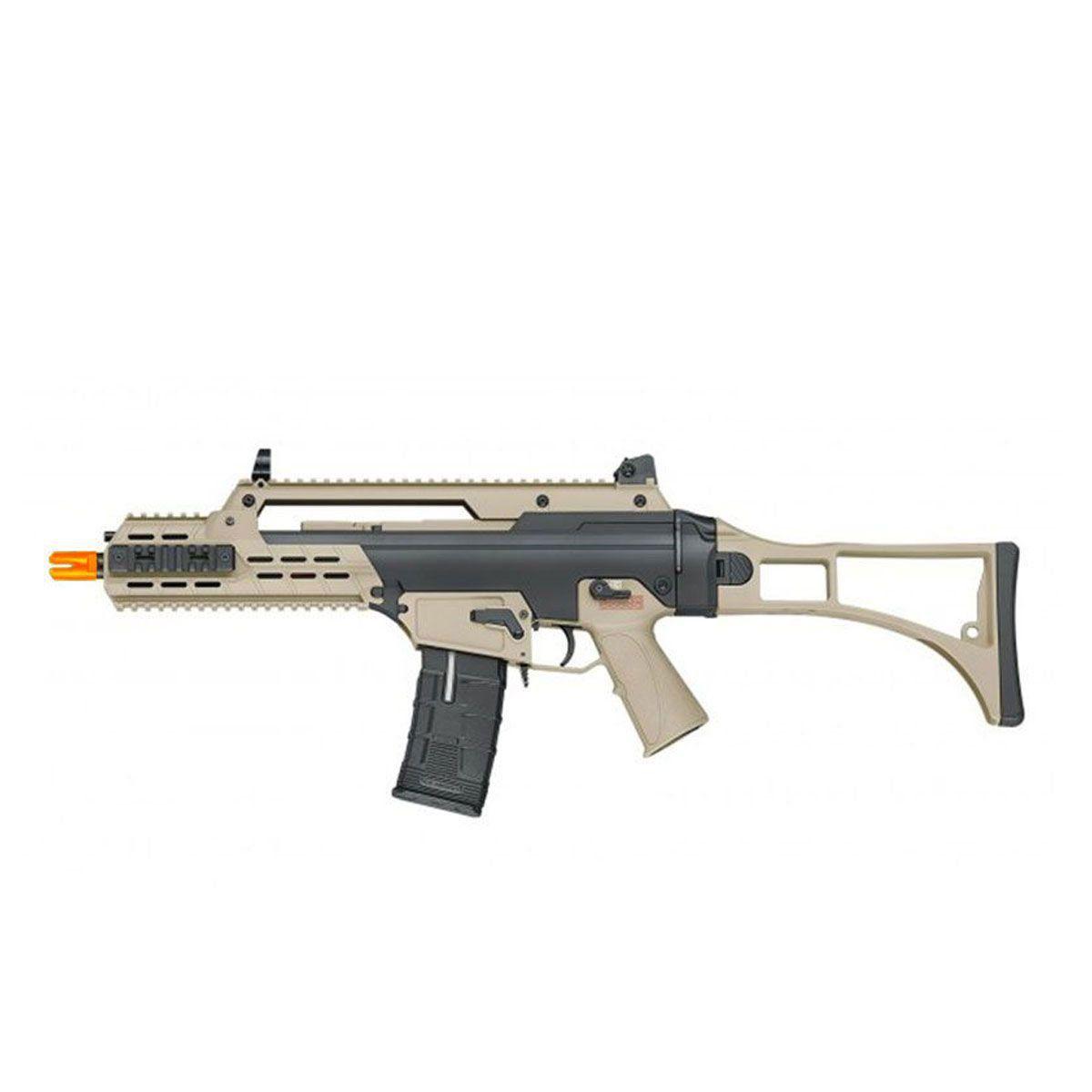 Rifle de Airsoft ICS G33 IMD-333-1 Two Tone Elétrico 6mm
