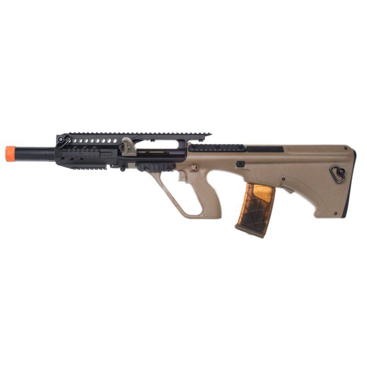 Rifle de Airsoft Evo Arms AUG A3 Trilho Ris 6mm