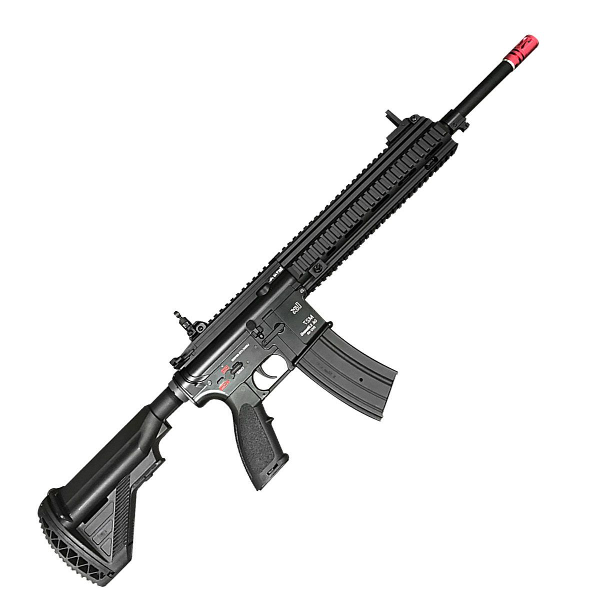 Rifle de Airsoft Evo HK416 M27 CQB Full Metal Elétrico 6mm