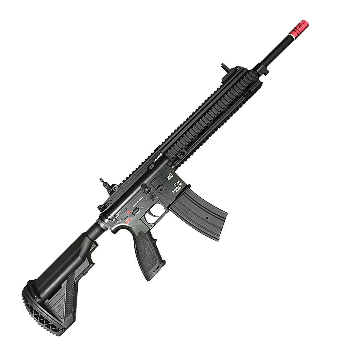 Rifle de Airsoft Evo HK416 M27 CQB Full Metal Elétrico 6mm