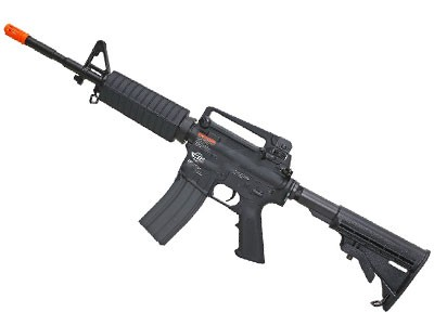 Rifle de Airsoft G&G CM16 Carbine Elet Cal 6MM