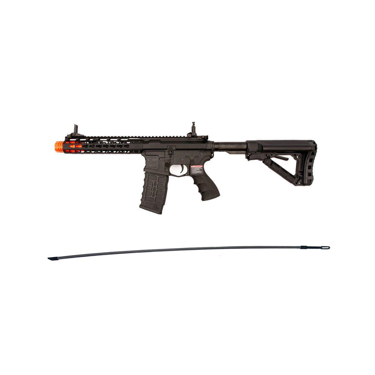 Rifle Airsoft G&G M4 CM16 WILD HOG 9