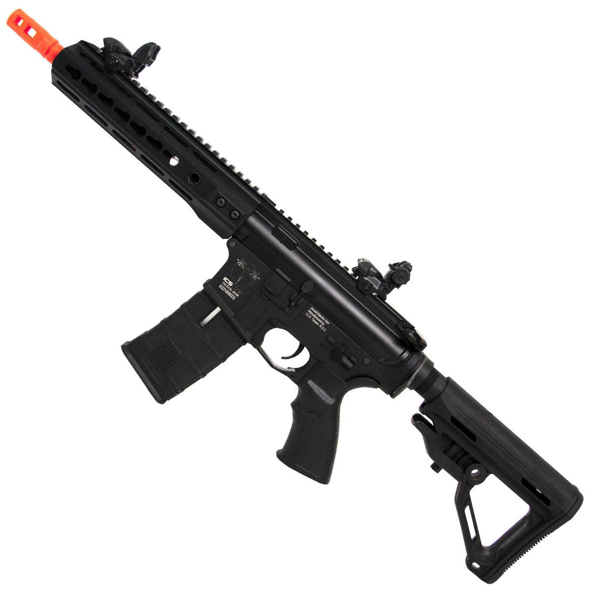 Rifle de Airsoft ICS M4 Transform CXP-UK1 Full Metal Elétrico