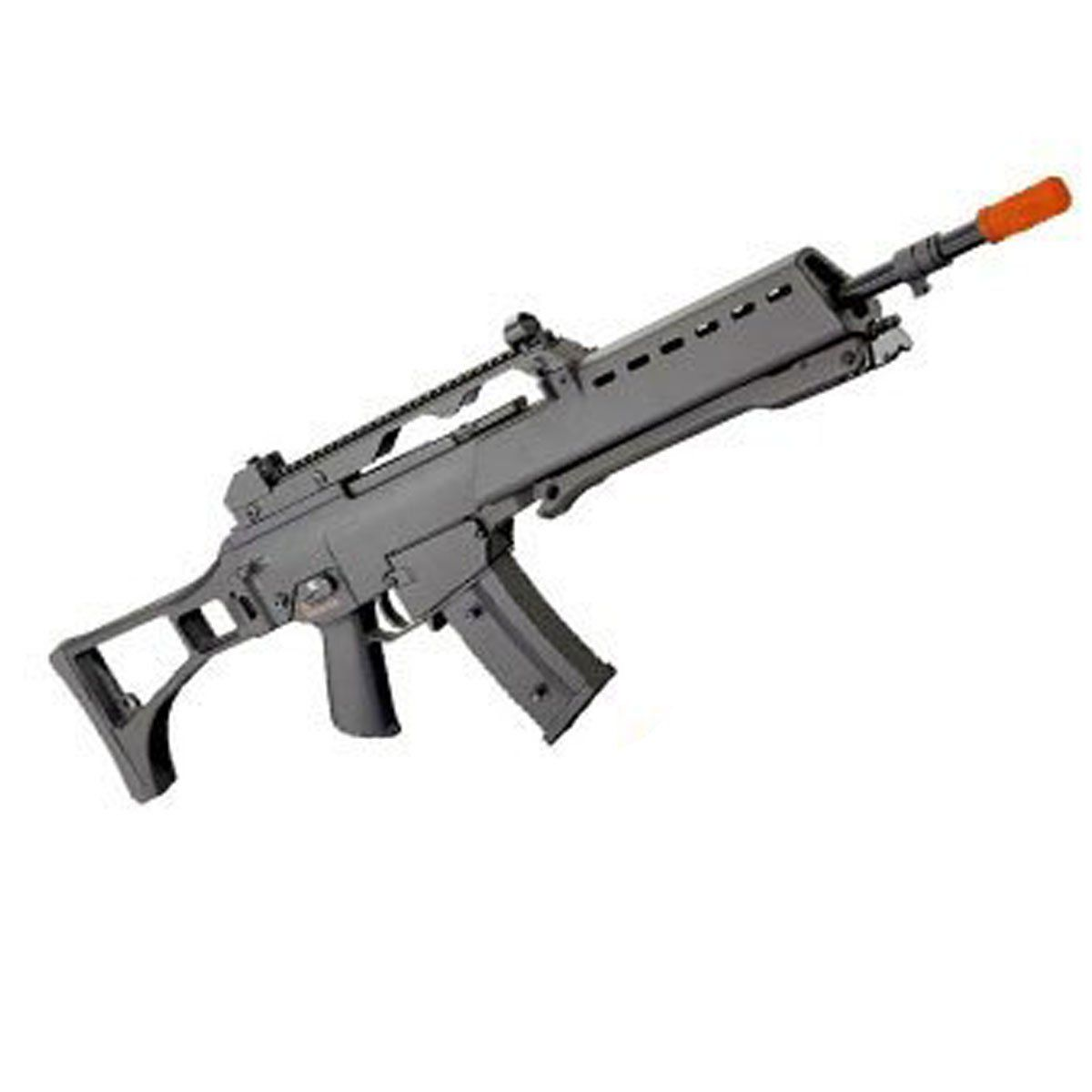 Rifle de Airsoft Jing Gong G36v g608-4  Kit M4 Mag