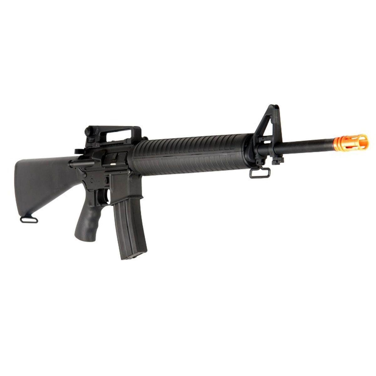 Rifle de Airsoft M16 A3 CM017 Tactil Cyma 6MM