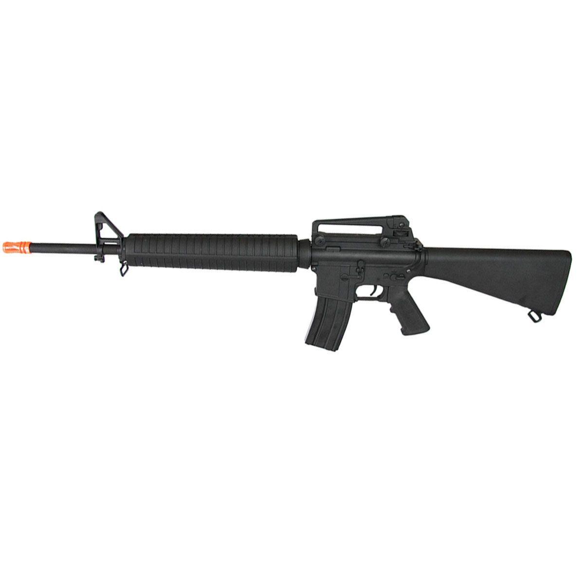 Rifle Airsoft Cyma M16A3 CM017 Tactil Elétrico Bivolt 6mm