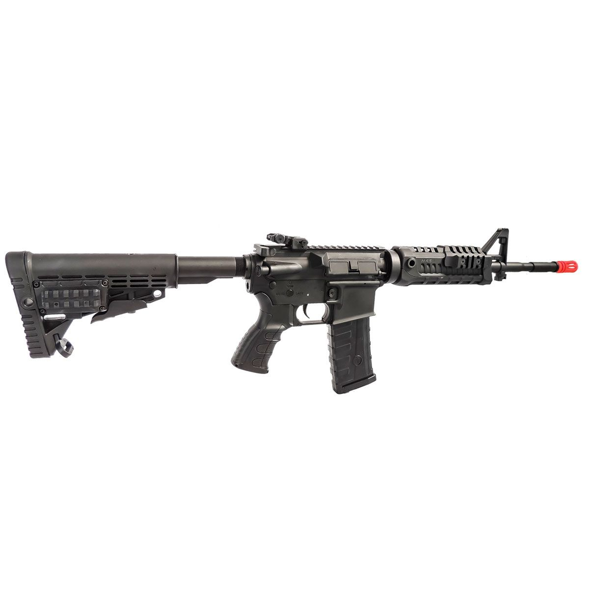 Rifle de Airsoft M4A1 CAA Custom Plast Elétrica 6MM