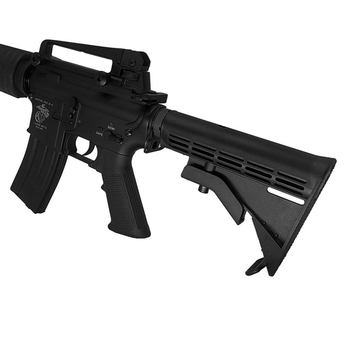 Rifle de Airsoft Evo M4A1 Carbine Elétrico 6mm