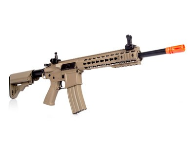 Rifle de Airsoft  M4a1 Cm515 Cyma Elet Cal 6mm - Tan