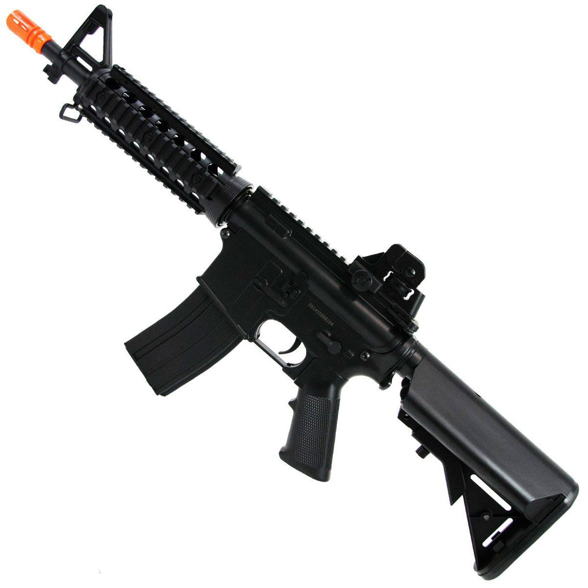 Rifle Airsoft Cyma M4A1 CQB RIS CM506 Elétrico - 6mm