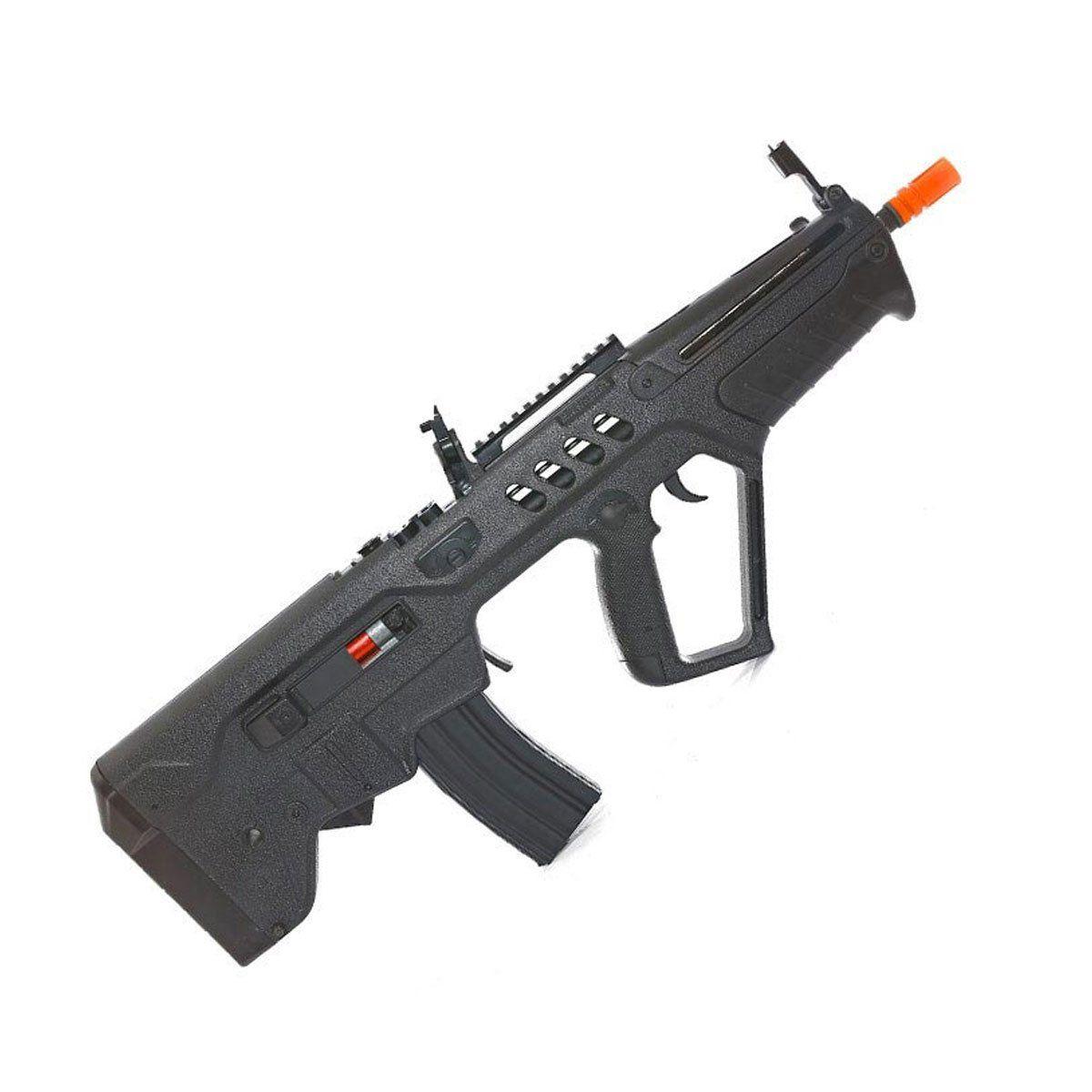 Rifle Airsoft S&T Tavor T-21 Elétrico Calibre 6 mm