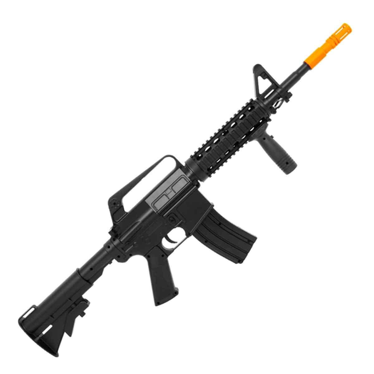 Rifle de Airsoft Spring VG M16RIS 8905A Calibre 6mm