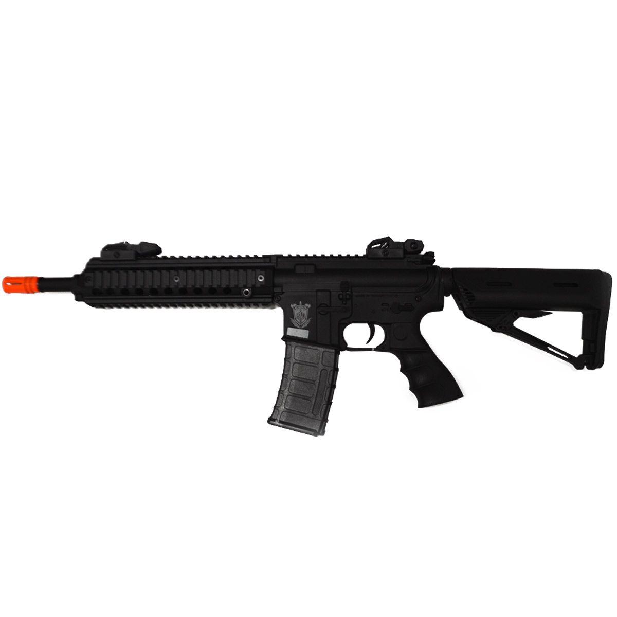 Rifle de Airsoft SRC M4A1 SR4-ST Delta Elétrico 6mm