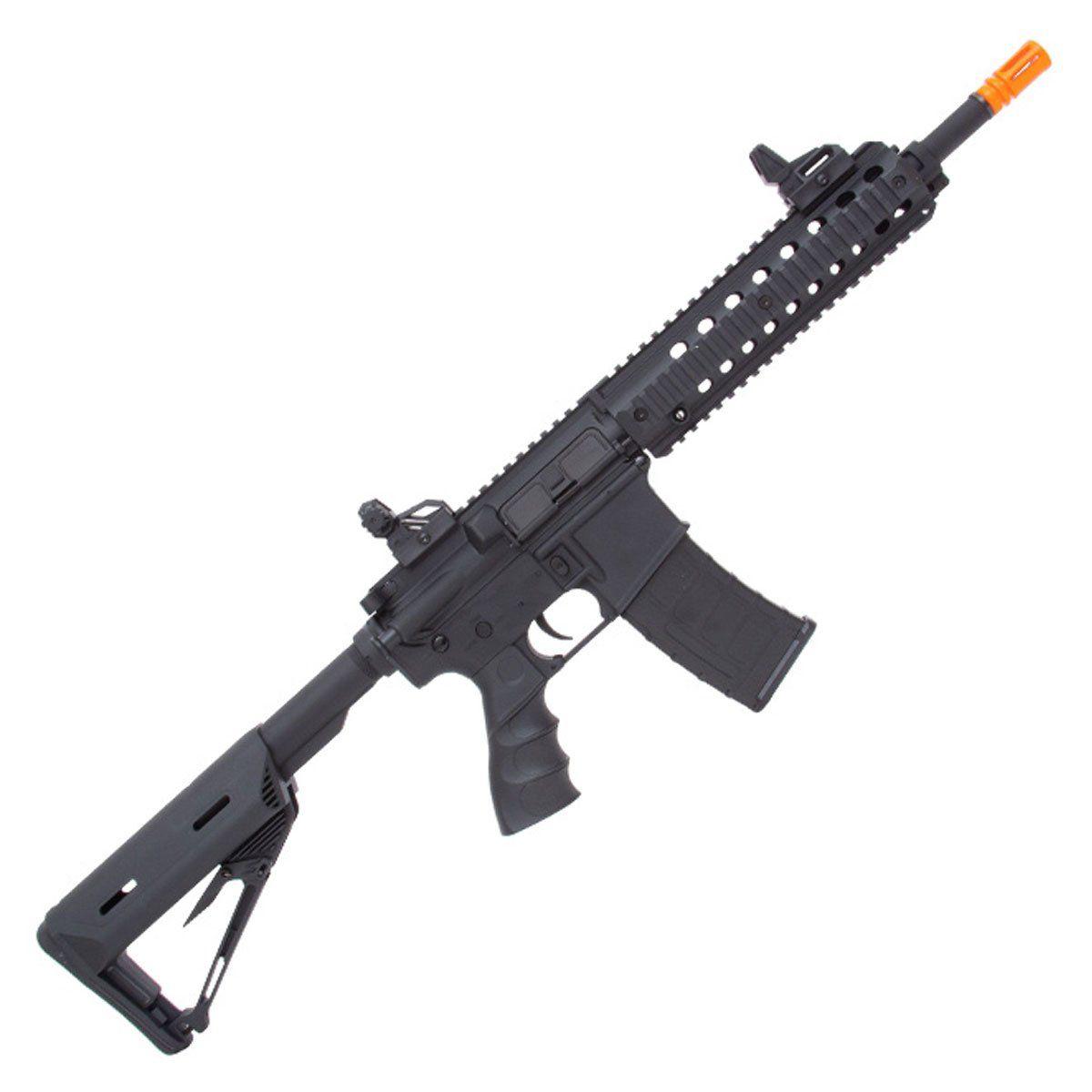 Rifle de Airsoft SRC SR-47 GE-1604 Semi Metal Elétrico