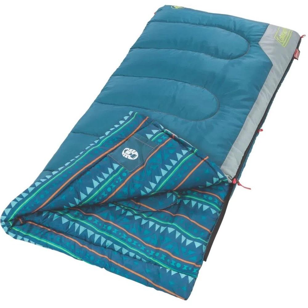 Saco de Dormir Infantil Coleman Kids 50 - Azul