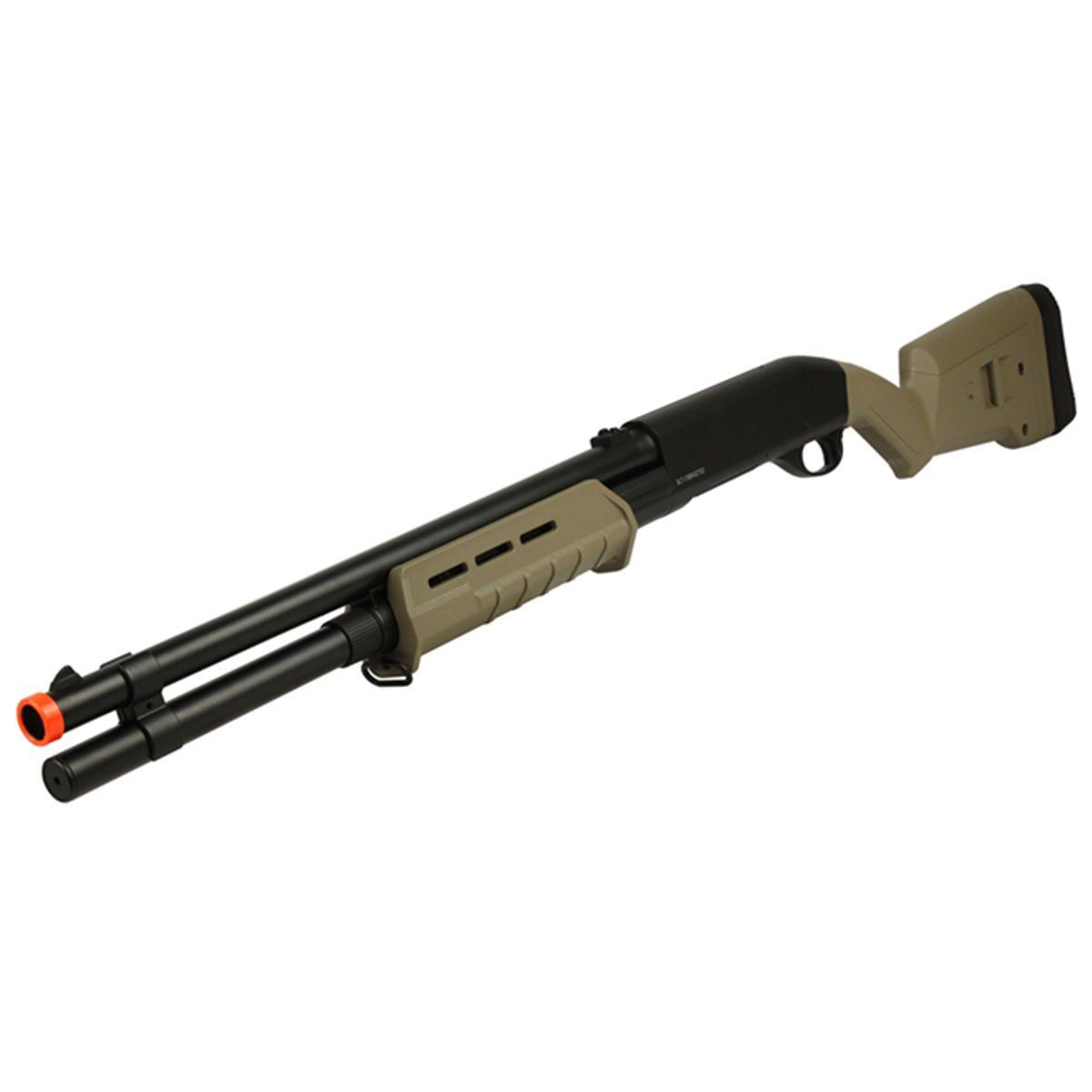 Shotgun Airsoft CYMA M870 CM355L Spring 6mm