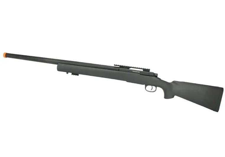 Sniper Airsoft Rossi M24 Storm Mola 6mm