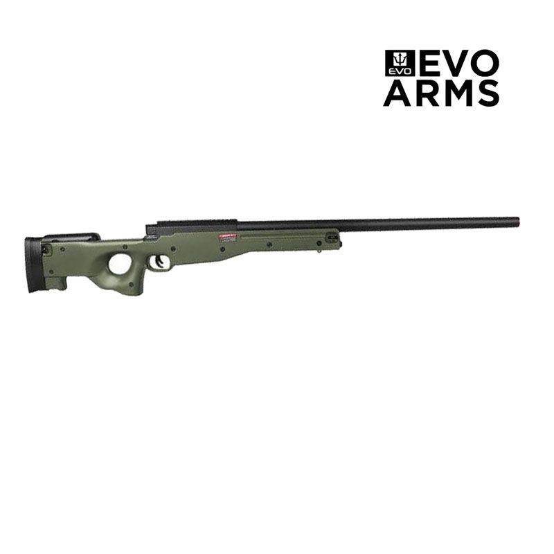 Sniper de Airsoft L96 AWS - EVO Verde OD