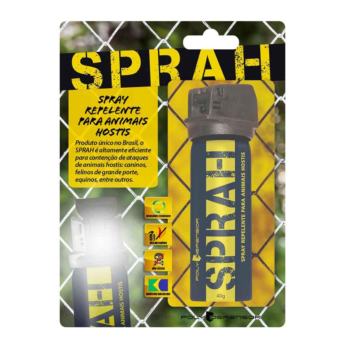Spray Poly Defensor Repelente p/ Animais - 40g