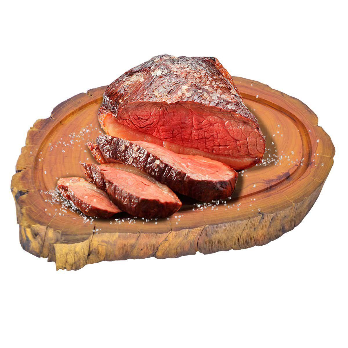 Tábua de Carne para Churrasco Canta Gallo Rústica M