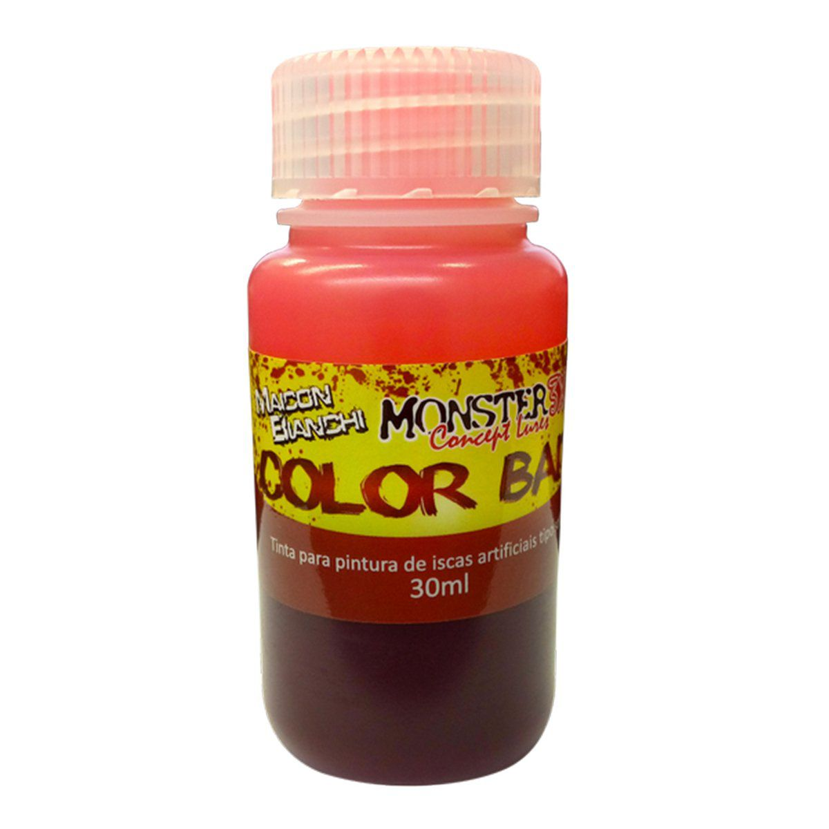 Tinta Monster 3x New Color Bait Red 30Ml