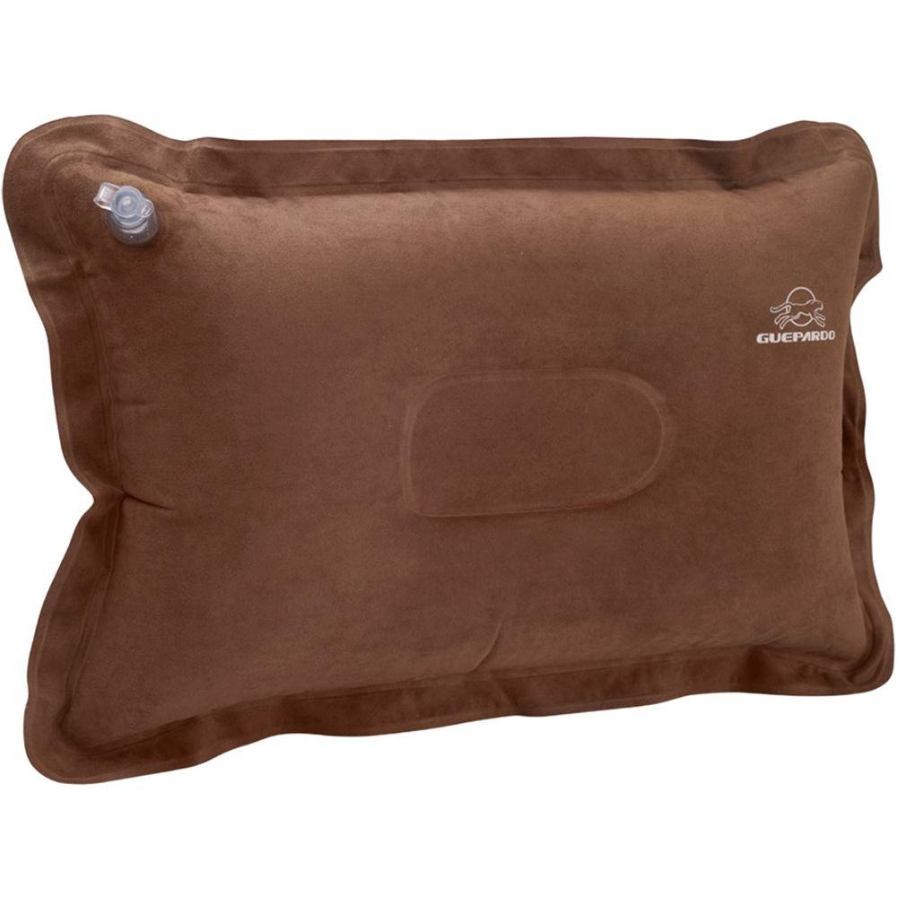 Travesseiro Inflável Guepardo Smart - Marrom
