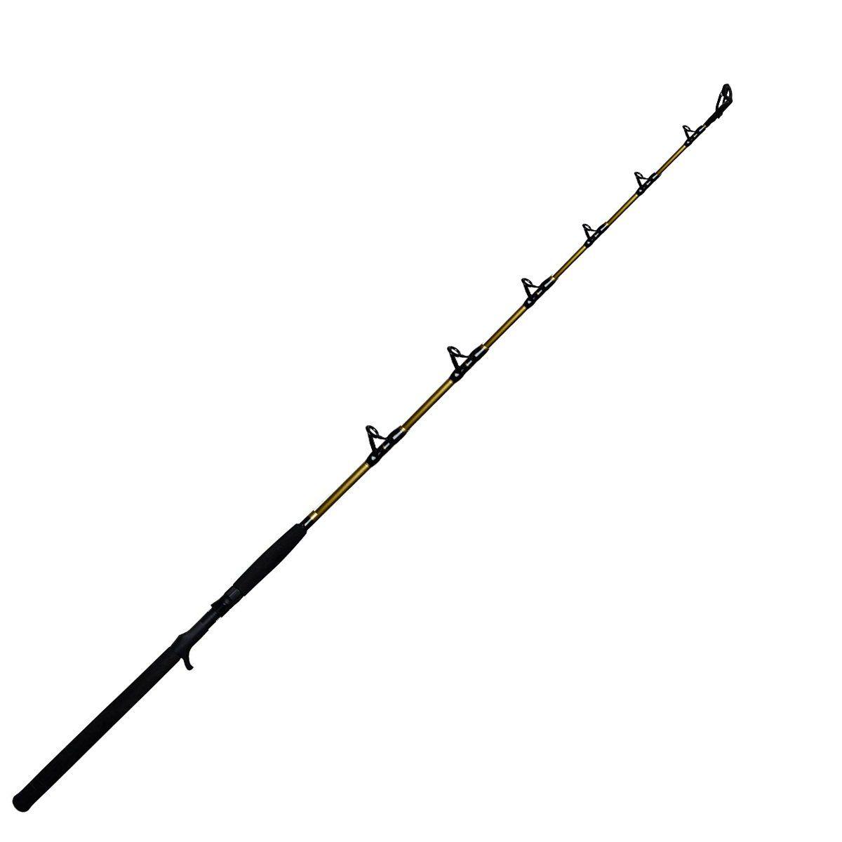 Vara Fleming Pirarara Pro C601XH Carretilha 1,83m 40-85LB