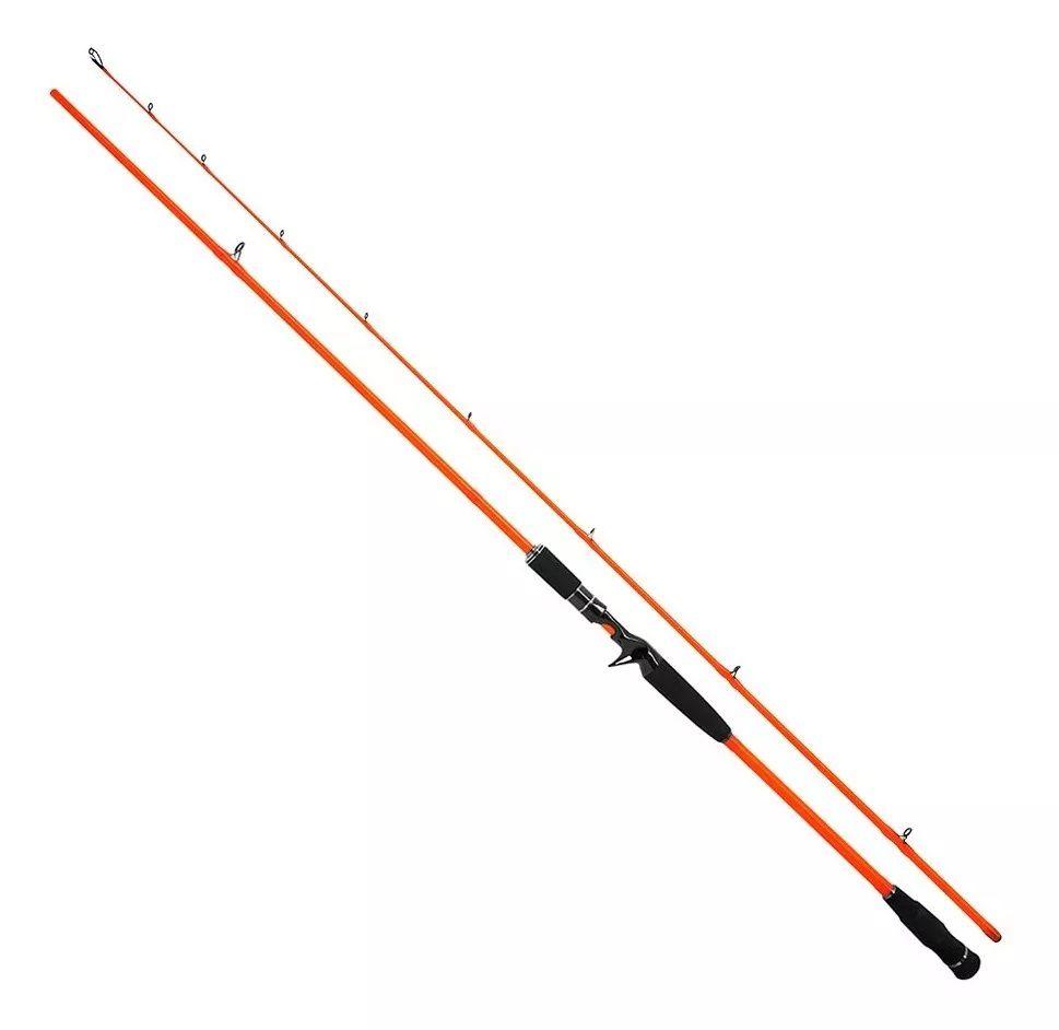 Vara Carretilha Saint Pro Tamba Orange 25-50LB 2702BC