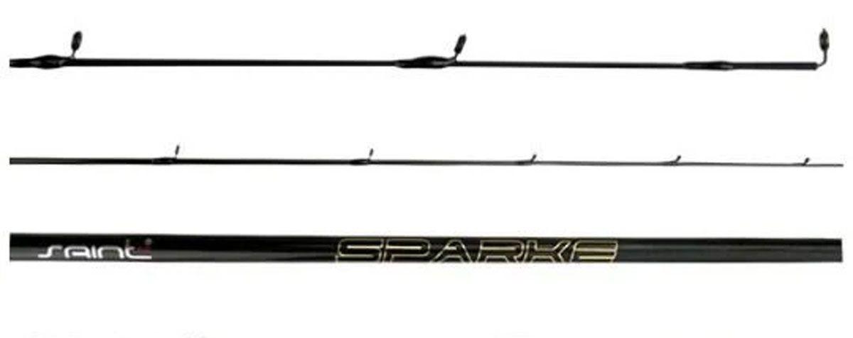 Vara de Pesca para Carretilha Saint Plus Spark 451-BC 4-14lbs 4