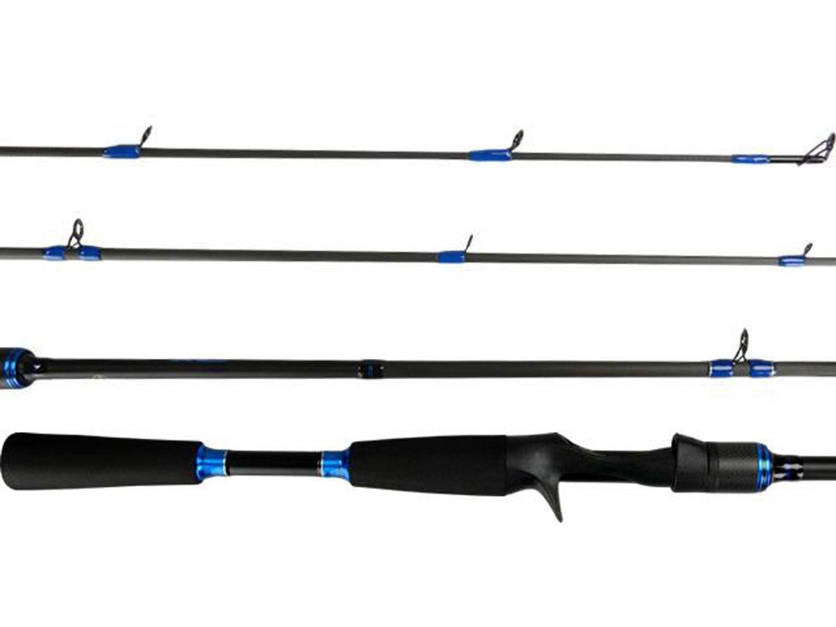 Vara de Pesca para Carretilha Shimano  SLX SLXC58MLSA 5'8