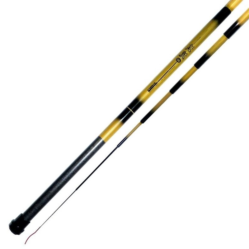 Vara Marine Sports Telescópica Bamboo 2706 (2,70m)
