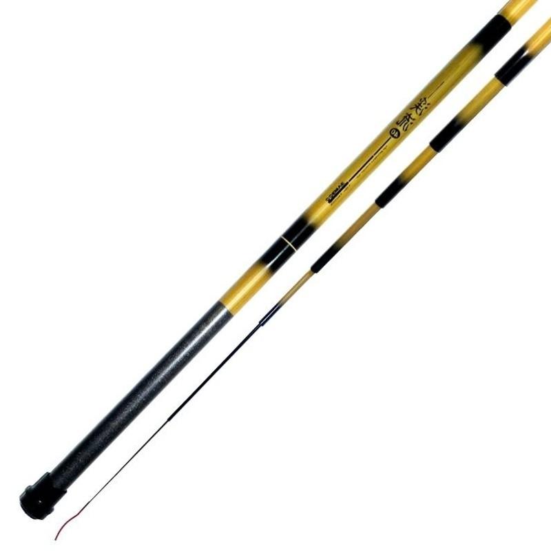 Vara Marine Sports Telescópica Bamboo 3006 (3,00m)