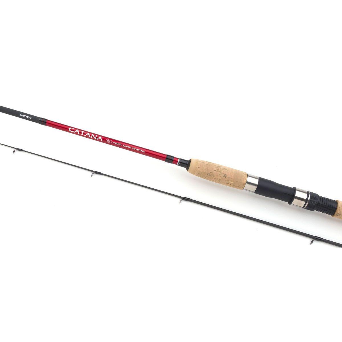 Vara Molinete Shimano Catana 2.10m 20-50G 2P