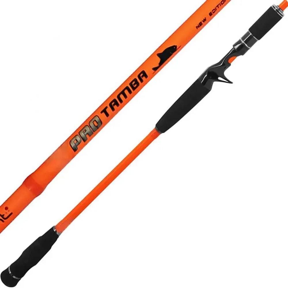 Vara Saint Pro Tamba Orange 2402BC 25-50lbs (2,40m) - Carretilha (2 partes)