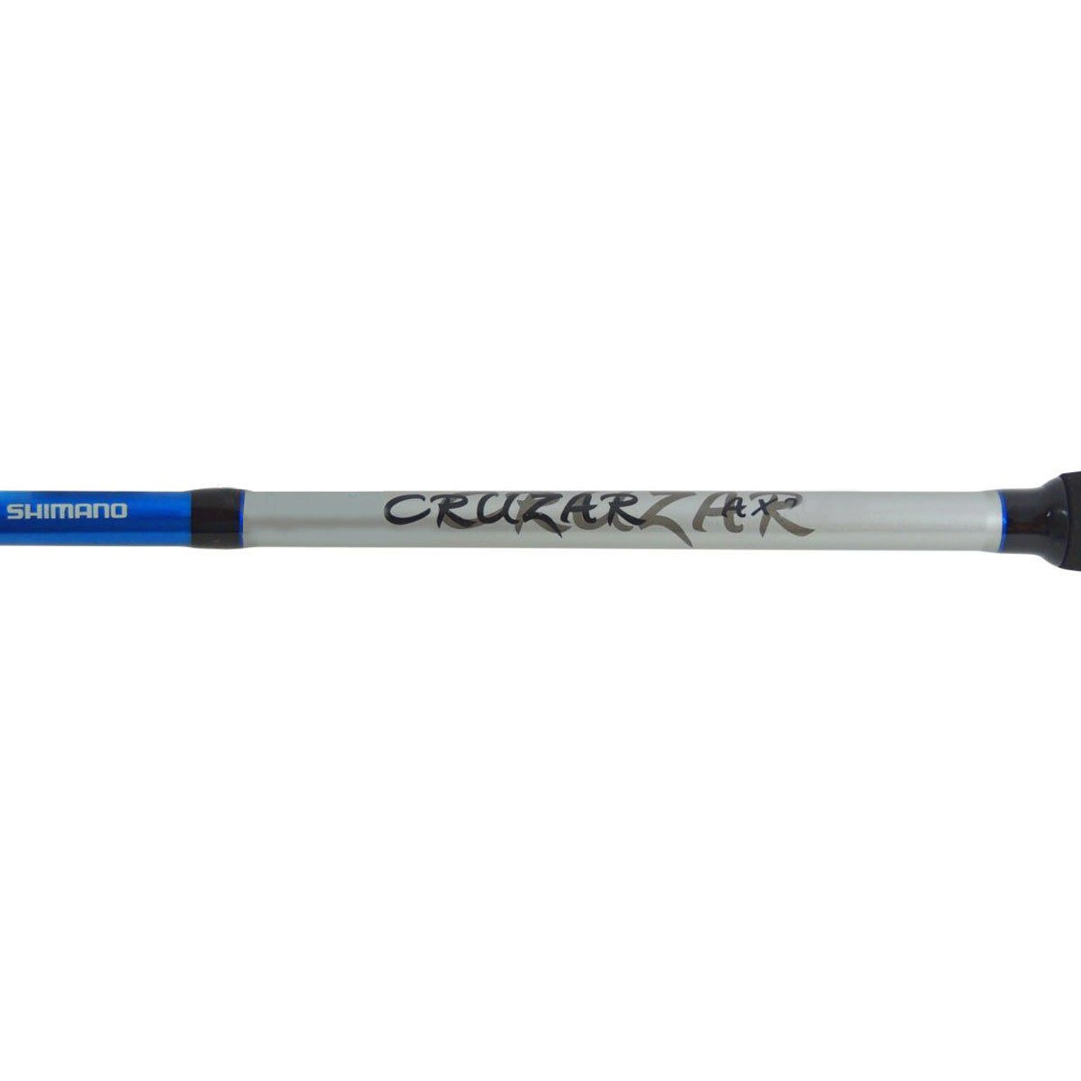 Vara Shimano Cruzar AX 2602 Carretilha 1,82m Média 8-16LB