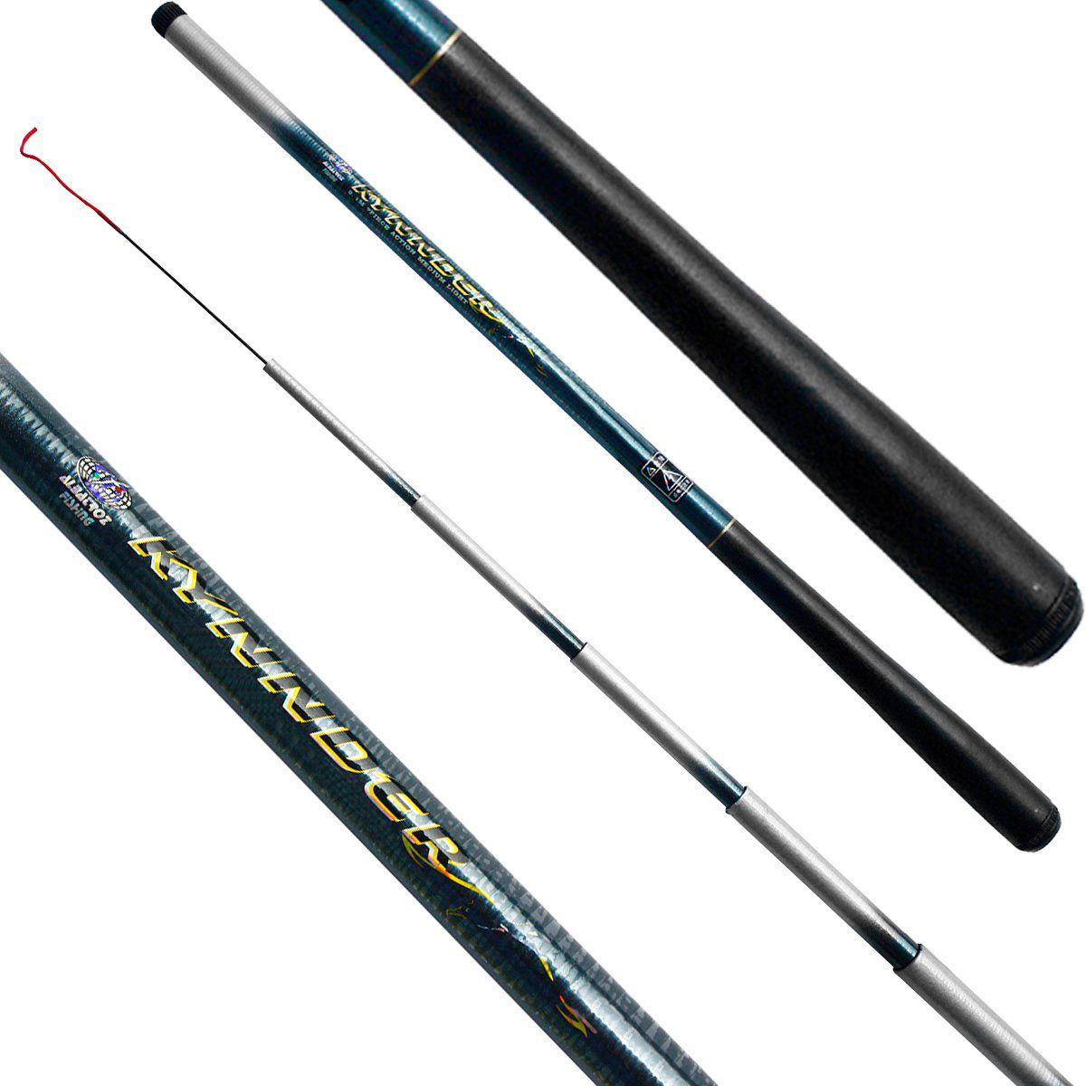 Vara Telescópica Albatroz Fishing Kynnder 2107 2,10m 7s