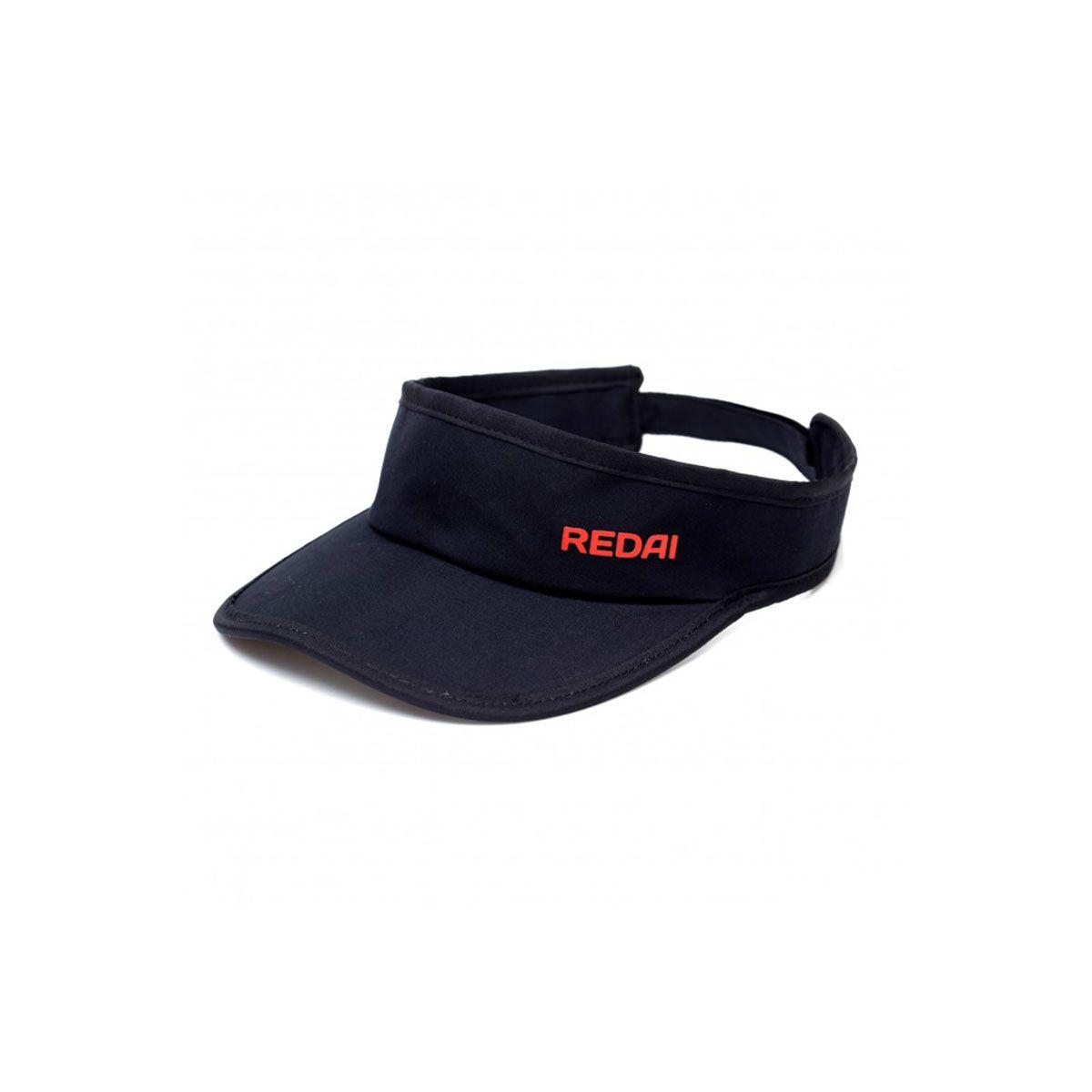 Visor - Redai Brand - Black