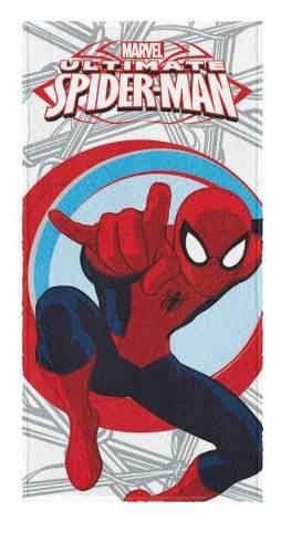 Toalha De Banho Spider-man Ultimate Felpuda - Lepper