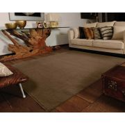 Tapete de Sala Super Macio 90x150 Vip Chocolate | ...